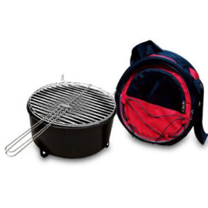 BBQ Grill with Insulated Cold Storage Chamber and Durable Heavy Gauge Steel pictures & photos