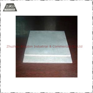 Tungsten Heavy Alloy Good Price of Tungsten Copper Sheet pictures & photos