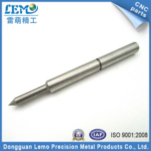 Precision Stainless Steel Spindle CNC Turning Parts (LM-1154S) pictures & photos