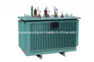 Amorphous Oil-Immersed Transformer Power Transformer pictures & photos