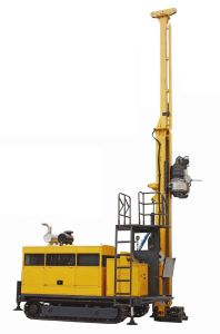 Full Hydraulic Core Drilling Rig (HYDX-4) 1000m Drill Capacity pictures & photos