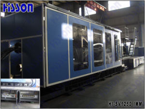 Servo Motor Injection Molding Machine 1250t Hi-Sv1250 pictures & photos