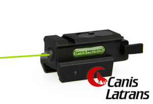 Tactical Airsoft Green Laser Sight with 20mm Rail Mount Cl20-0018 pictures & photos