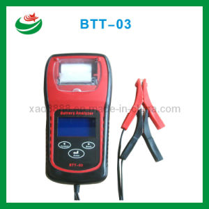 Battery Scanner & Analyzer Vehicle Inspection Tools OBD Scanner Equipment Universal Car Tool
