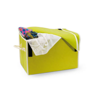 Collapsible Storage Box Cloth Storage Bag pictures & photos