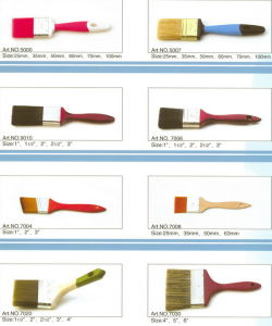 Paint Brush (PAINTBRUSH MIXED BRISTLE, FLAT BRUSH) pictures & photos