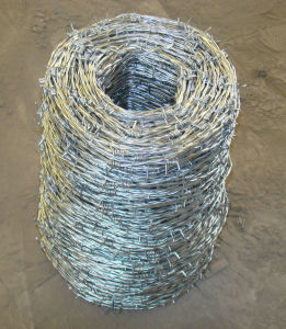 PVC-Coated Razor Barbed Wire