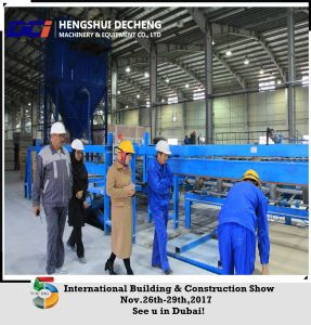 Production Line of Gypsum Board a Dci Machinery pictures & photos