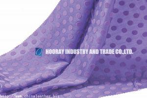 Flocking Microfiber Leather(Summer)
