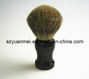 Shaving Brush with Badger Hair (YMF312)