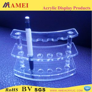 Transparent Acrylic Pen Holder (AAL-21)