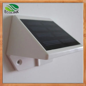 Protable Solar Panel LED Flood Light for Fence/Stair (EB-B4261) pictures & photos