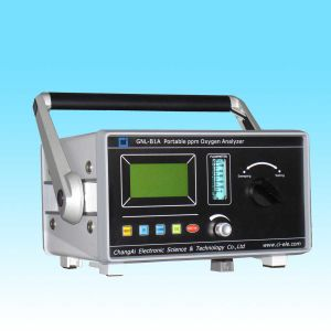 Portable Trace Oxygen Analyzer (GNL-B1A) pictures & photos