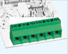 PCB Terminal Block 9.5mm Screw Terminal Block