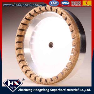 Stable Quality Diamond Grinding Wheel--Internal Segmented for Glass Processing pictures & photos