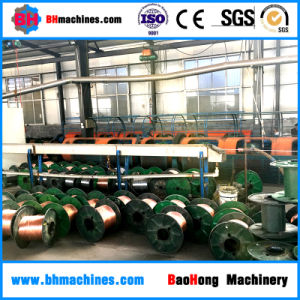 400/1+6 Tubular Stranding Cable Machine for Hcr Inner Strands pictures & photos