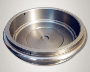 Aluminum Bright Finish Forging Parts pictures & photos