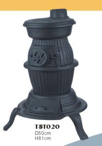 Cast Iron Free Standing Stove (TST020)