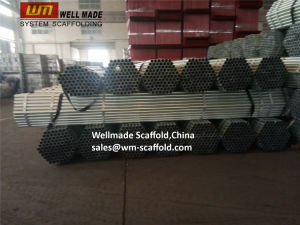 Oil Rig Scaffolding Tube Knpc Scaffold Steel Pipe pictures & photos
