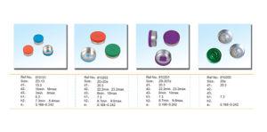 Al-Plastic Cap pictures & photos
