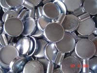 Pressing Parts / Steel Cap (ST080946) pictures & photos