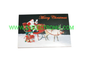 Sound Greeting Card with Custom Design