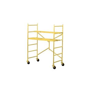 4′ FT Mobile Portable Adjustable Mini Foldable Scaffolding pictures & photos