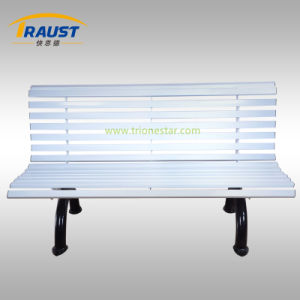Steel Outdoor Bench/ Platform Bench with Backrest pictures & photos