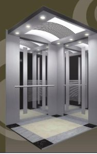 Passenger Elevator with Good Decoration of Wells - 9