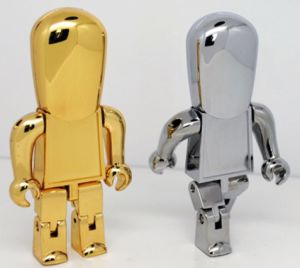 Luxury Robot USB Flash Memory Stick (MUN-20)