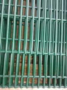 Galvanied/ PVC Coated Wire Mesh Fence