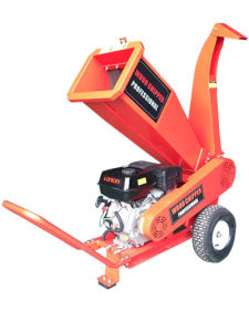 Mobile Wood Shredder Best Small Chipper 4 Sale Garden pictures & photos