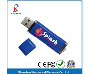 Promotional Plastic USB Flash Drive Plastic Brand USB 2.0 pictures & photos