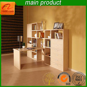 Melamine MDF for America Classic Kitchen Furniture with 100% Solid Wooden