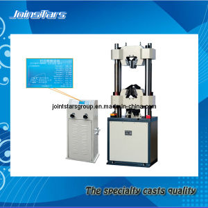 Universal Testing Machine (WE-100B) pictures & photos