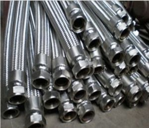 Stainless Steel Flexible Joint with NPT Thread pictures & photos
