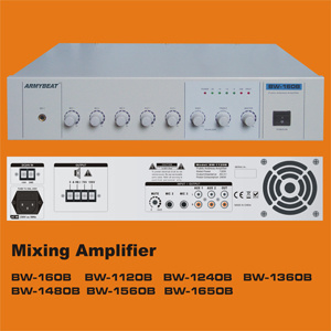 Public Address Amplifier BW-160B BW-1120B BW-1360B BW-1480B pictures & photos