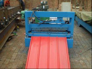 Trapezoidal Profile Roofing Machine (SB860)