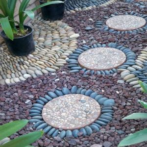 Garden Mosaic Cobble pictures & photos