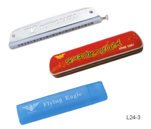 24 Holes Harmonica for Promotion Gift pictures & photos