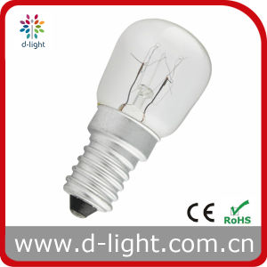 St26 X54 Clear E14s Tubular Incadescent Bulb