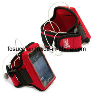Neoprene Holder for iPhone 4 (FS20009)