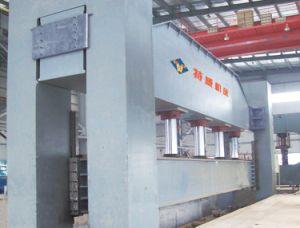 Large Gantry Press Machine