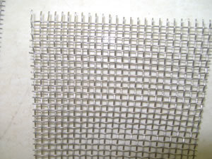 Hot-Dipped Stainless Steel Wire Mesh S0198
