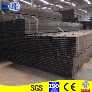 Mild Steel 40X60mm Welded Rectangular Structural Tube or Pipe (JCR-05) pictures & photos