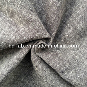 Linen/Cotton Yarn Dyed Fabric (QF13-0751) pictures & photos