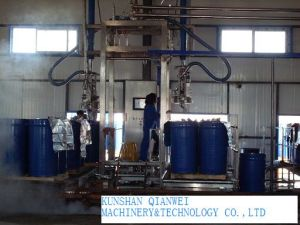 Bag in Drum Aseptic Filler pictures & photos