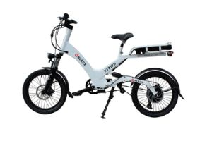Li E Bike with En15194