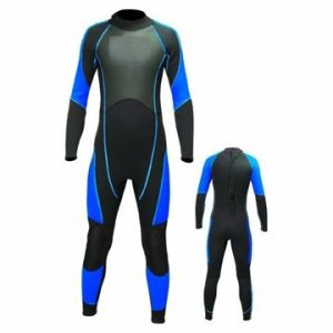 3.0mm Neoprene Men′s Full Wetsuit (LXW099)