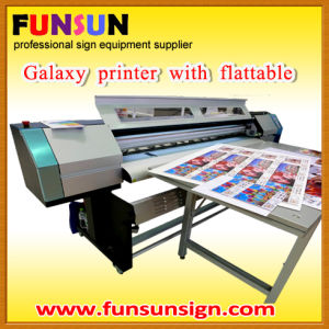 Galaxy 1440dpi Digital Printing Machine (1.8m, DX5 head, sale promotion) (UD181LA) pictures & photos